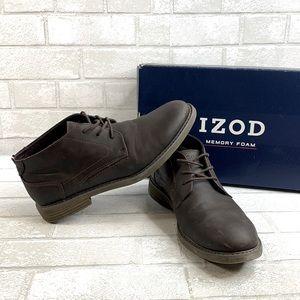 IZOD Inwood Chukka Boot, Dark Brown
